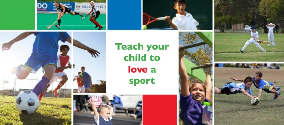 Teach Your Child to Love a Sport